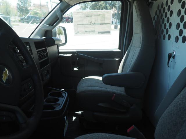 2020 Chevrolet Express 2500 4x2, Harbor Upfitted Cargo Van #23982 - photo 11
