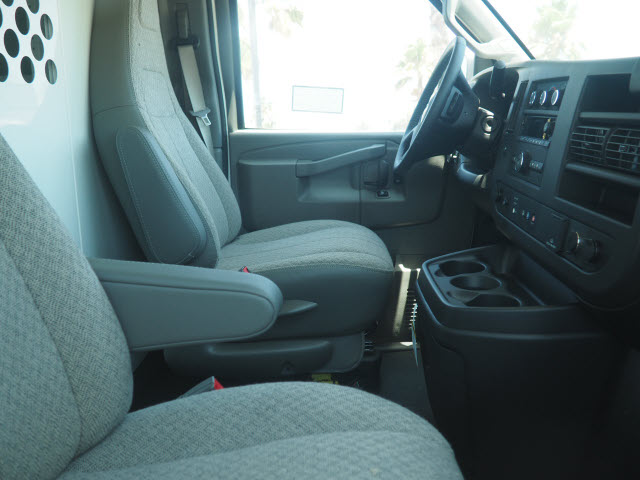 2020 Chevrolet Express 2500 4x2, Harbor Upfitted Cargo Van #23982 - photo 5