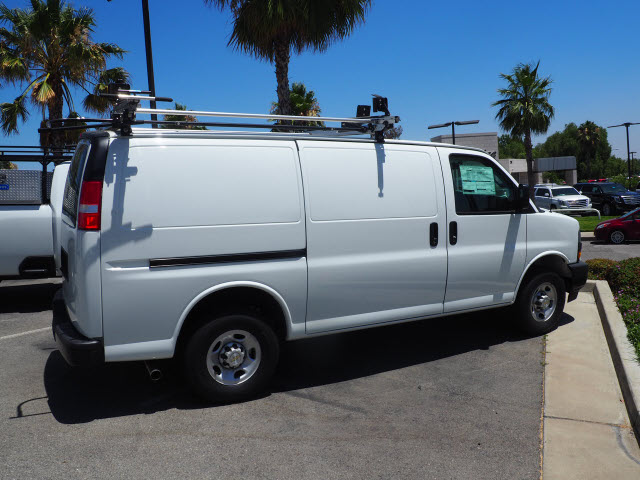 2020 Chevrolet Express 2500 4x2, Harbor Upfitted Cargo Van #23982 - photo 6