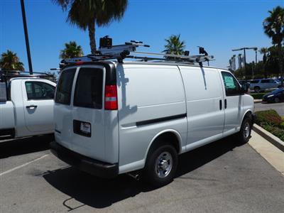 2020 Chevrolet Express 2500 4x2, Harbor Upfitted Cargo Van #23982 - photo 7