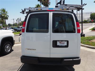 2020 Chevrolet Express 2500 4x2, Harbor Upfitted Cargo Van #23982 - photo 3