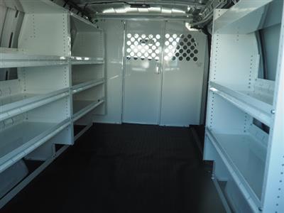 2020 Chevrolet Express 2500 4x2, Harbor Upfitted Cargo Van #23982 - photo 2