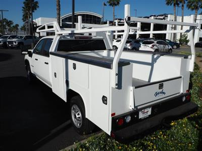 2020 Chevrolet Silverado 2500 Crew Cab 4x2, Harbor TradeMaster Service Body #24017 - photo 10