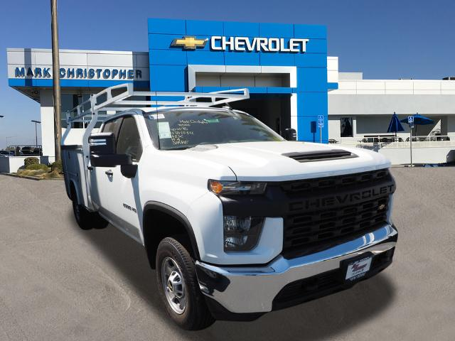 2020 Silverado 2500 Crew Cab 4x2, Royal Service Body #24021 - photo 1