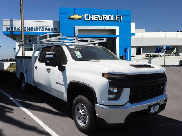 2020 Chevrolet Silverado 2500 Crew Cab 4x2, Royal Service Body #24023 - photo 1