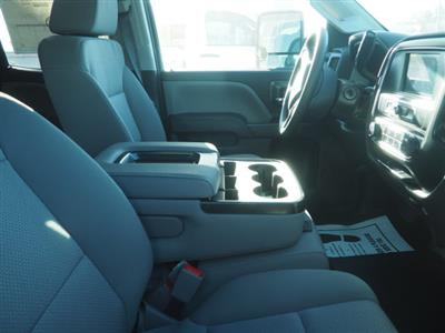 2019 Silverado 2500 Double Cab 4x2, Harbor Black Boss Stake Bed #24025 - photo 11