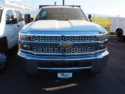 2019 Chevrolet Silverado 2500 Double Cab 4x2, Harbor Black Boss Stake Bed #24025 - photo 3