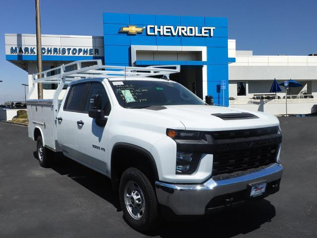 2020 Chevrolet Silverado 2500 Crew Cab 4x2, Royal Service Body #24026 - photo 1