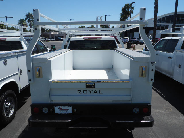 2020 Chevrolet Silverado 2500 Crew Cab 4x2, Royal Service Body #24026 - photo 9
