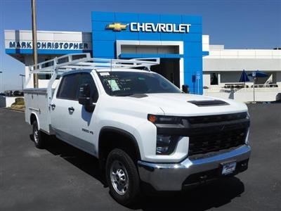 2020 Chevrolet Silverado 2500, Royal Service Body