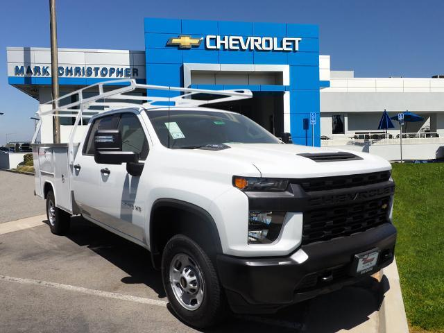 2020 Chevrolet Silverado 2500 Crew Cab 4x2, Harbor Service Body #24028 - photo 1