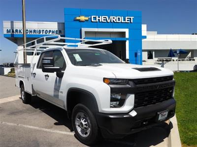 2020 Chevrolet Silverado 2500, Harbor Service Body