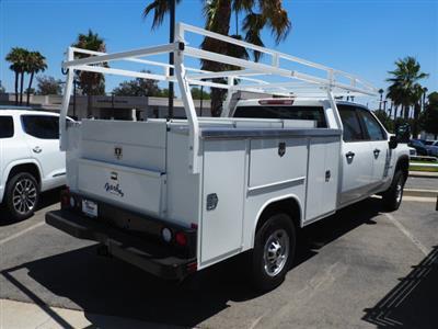 2020 Chevrolet Silverado 2500 Crew Cab 4x2, Harbor TradeMaster Service Body #24028 - photo 2