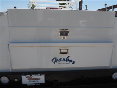 2020 Chevrolet Silverado 2500 Crew Cab 4x2, Harbor TradeMaster Service Body #24028 - photo 8