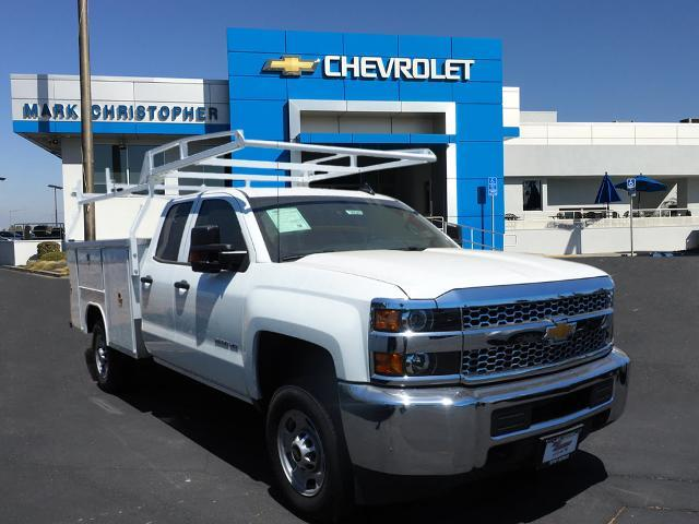 2019 Chevrolet Silverado 2500 Double Cab 4x2, Cab Chassis #24029 - photo 1