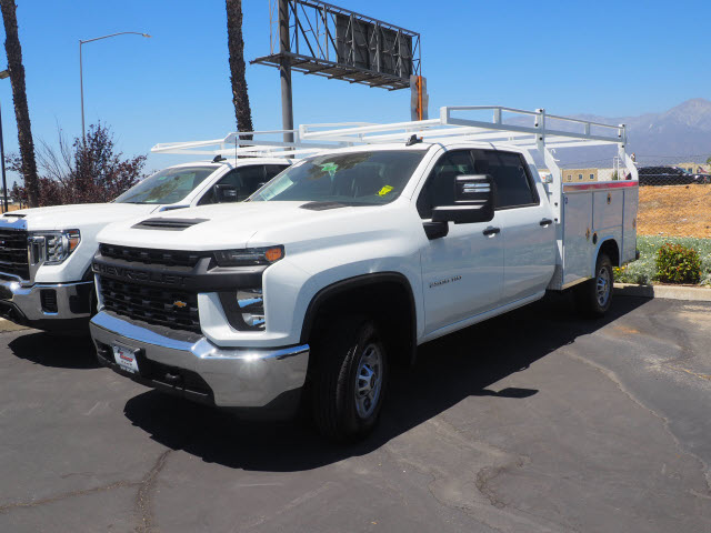 2020 Chevrolet Silverado 2500 Crew Cab 4x2, Royal Service Body #24037 - photo 1