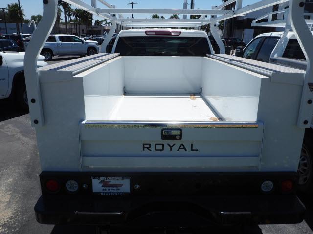 2020 Chevrolet Silverado 2500 Crew Cab 4x2, Royal Service Body #24037 - photo 8