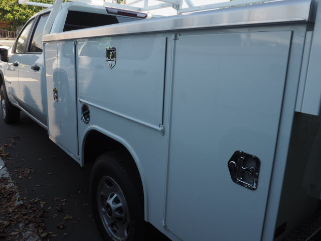 2020 Chevrolet Silverado 2500 Crew Cab 4x2, Harbor Service Body #24041 - photo 1