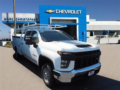 2020 Chevrolet Silverado 2500, Harbor Service Body