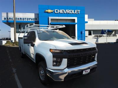 2020 Chevrolet Silverado 2500 Crew Cab 4x2, Harbor TradeMaster Service Body #24042 - photo 1
