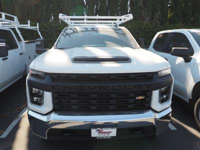 2020 Chevrolet Silverado 2500 Crew Cab 4x2, Harbor TradeMaster Service Body #24042 - photo 2