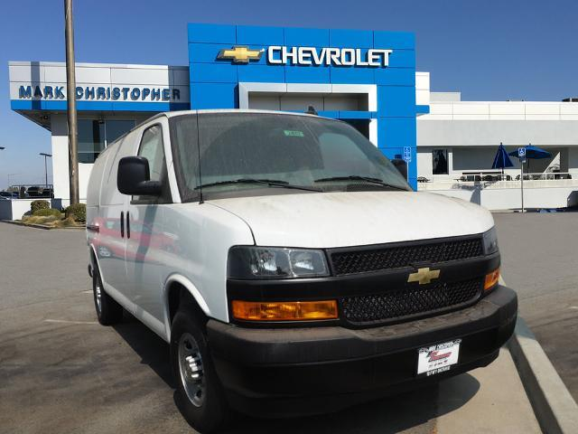2020 Chevrolet Express 2500 4x2, Adrian Steel Upfitted Cargo Van #24052 - photo 1