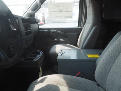 2020 Chevrolet Express 2500 4x2, Adrian Steel Upfitted Cargo Van #24052 - photo 10