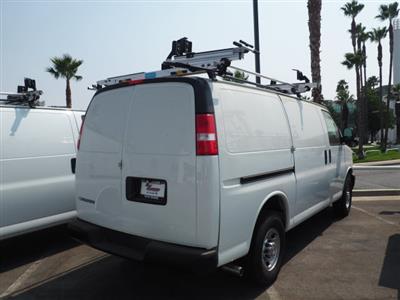 2020 Chevrolet Express 2500 4x2, Adrian Steel Upfitted Cargo Van #24052 - photo 2
