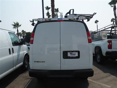 2020 Chevrolet Express 2500 4x2, Adrian Steel Upfitted Cargo Van #24052 - photo 8