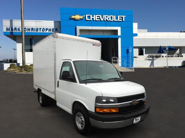 2020 Chevrolet Express 3500 4x2, Morgan Mini-Mover Cutaway Van #24059 - photo 1