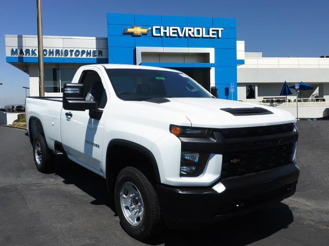 2020 Chevrolet Silverado 2500 Regular Cab 4x2, Pickup #24062 - photo 1