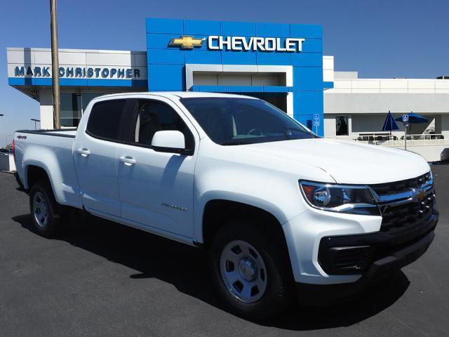 2021 Chevrolet Colorado Crew Cab 4x4, Pickup #24064 - photo 1