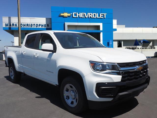 2021 Chevrolet Colorado Crew Cab 4x4, Pickup #24066 - photo 1