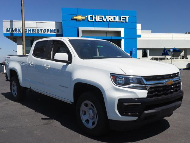 2021 Chevrolet Colorado Crew Cab 4x4, Pickup #24067 - photo 1
