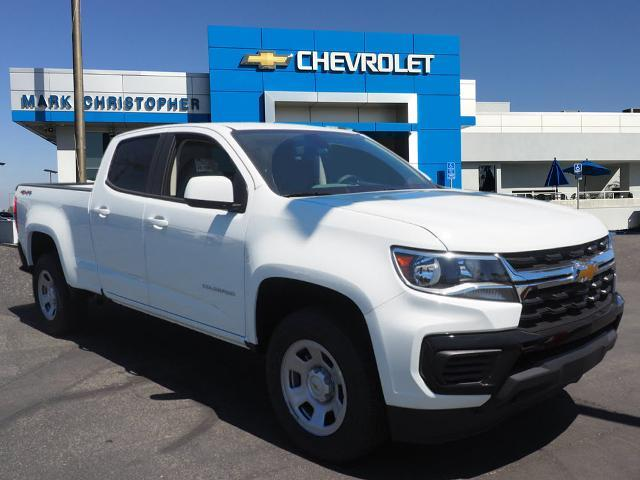 2021 Chevrolet Colorado Crew Cab 4x4, Pickup #24068 - photo 1