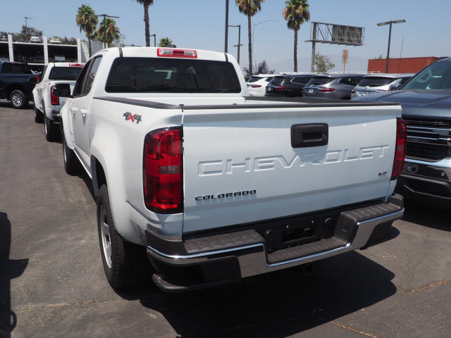 2021 Chevrolet Colorado Crew Cab 4x4, Pickup #24075 - photo 1