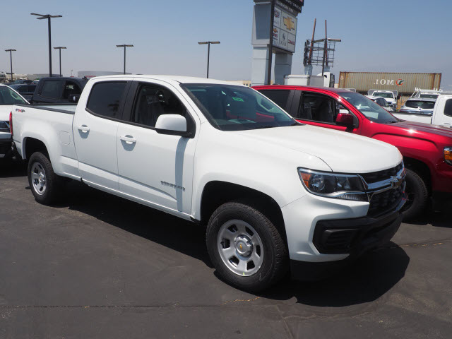 2021 Chevrolet Colorado Crew Cab 4x4, Pickup #24076 - photo 1