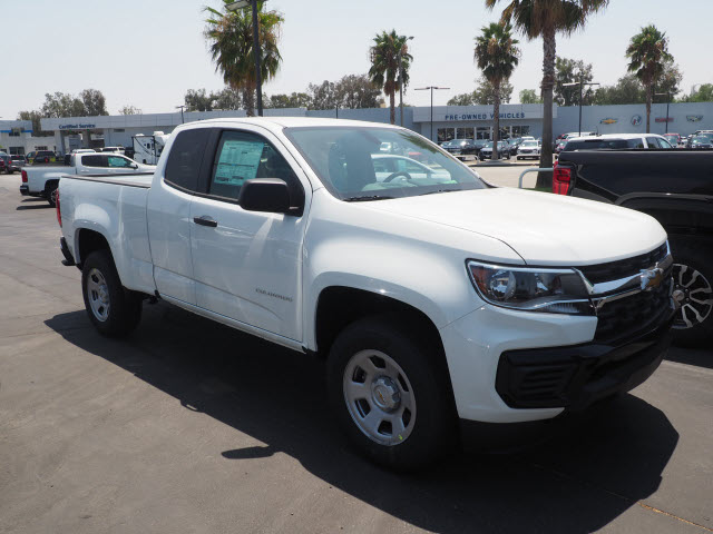 2021 Chevrolet Colorado Extended Cab 4x2, Pickup #24078 - photo 1