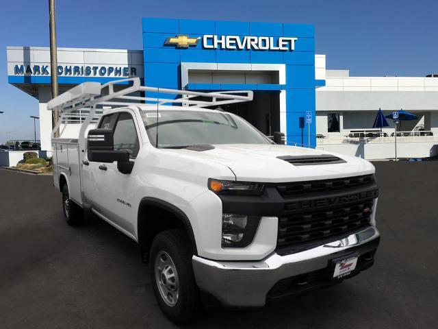 2020 Chevrolet Silverado 2500 Double Cab 4x2, Royal Service Body #24102 - photo 1