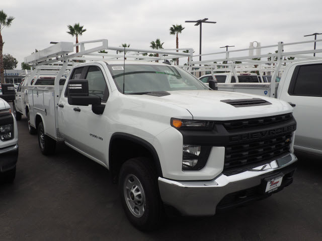 2020 Chevrolet Silverado 2500 Double Cab 4x2, Royal Service Body #24102 - photo 11