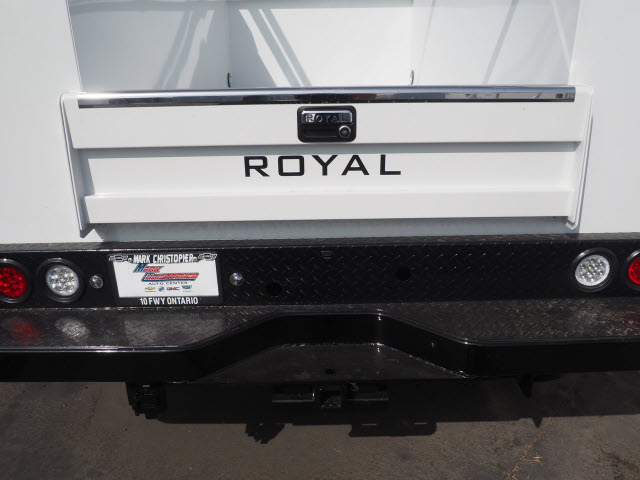 2020 Chevrolet Silverado 2500 Double Cab 4x2, Royal Service Body #24111 - photo 9