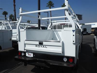 2020 Chevrolet Silverado 2500 Double Cab 4x2, Royal Service Body #24111 - photo 8