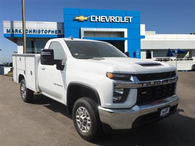 2020 Chevrolet Silverado 2500 Regular Cab 4x2, Harbor TradeMaster Service Body #24112 - photo 1