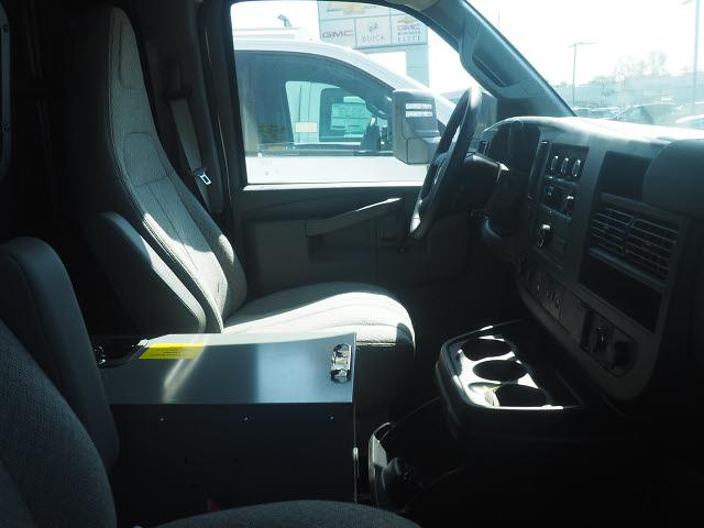 2020 Chevrolet Express 2500 4x2, Adrian Steel Commercial Shelving Upfitted Cargo Van #24113 - photo 5