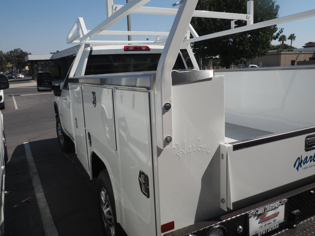 2020 Chevrolet Silverado 2500 Regular Cab 4x2, Harbor TradeMaster Service Body #24118 - photo 11