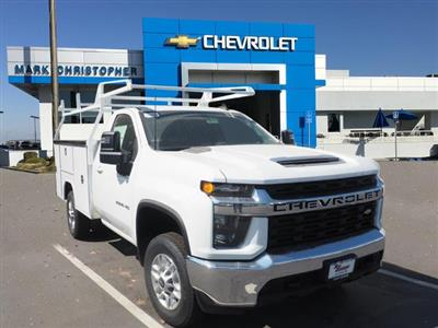 2020 Chevrolet Silverado 2500 Regular Cab 4x2, Harbor TradeMaster Service Body #24118 - photo 1