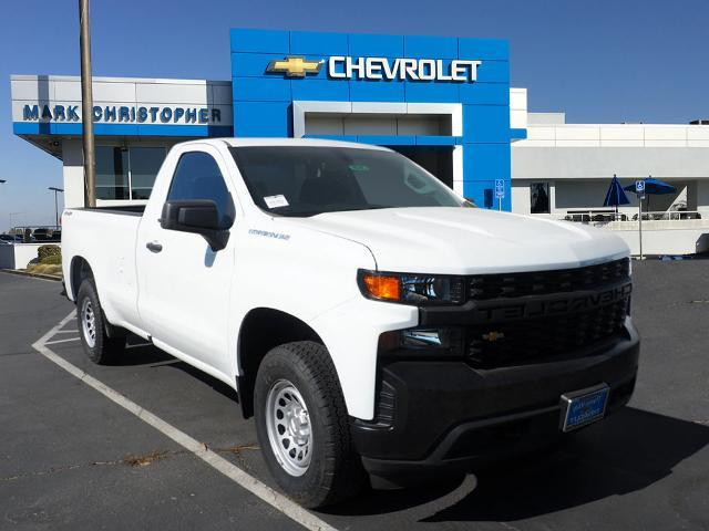 2020 Chevrolet Silverado 1500 Regular Cab 4x4, Pickup #24124 - photo 1