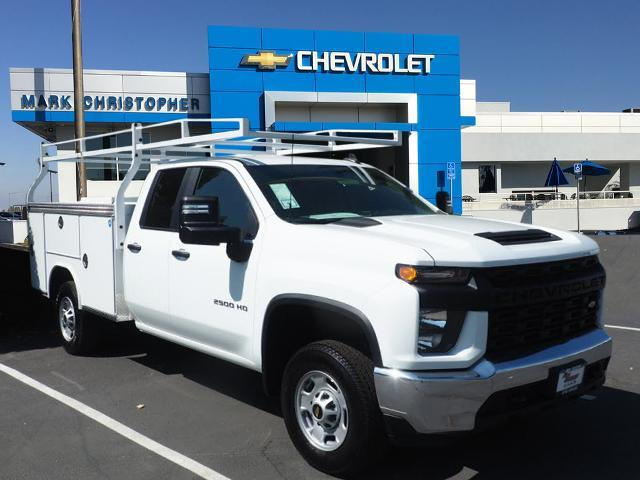 2020 Chevrolet Silverado 2500 Double Cab 4x2, Royal Service Body #24128 - photo 1