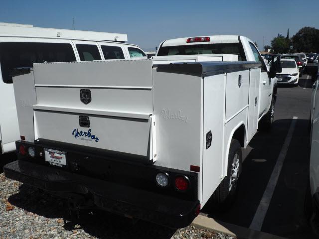 2020 Chevrolet Silverado 2500 Regular Cab 4x2, Harbor Service Body #24129 - photo 1