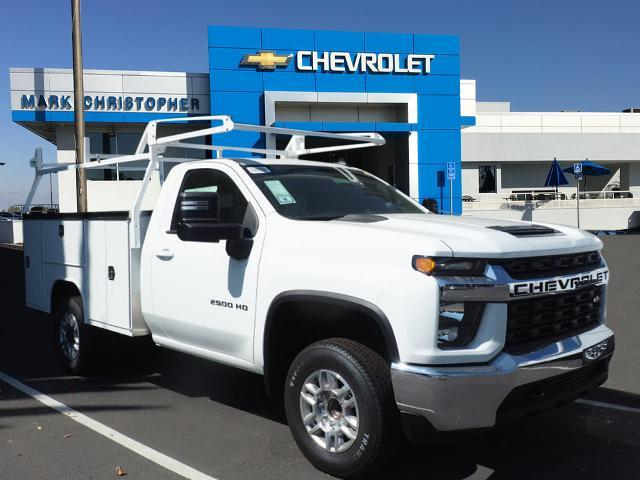 2020 Chevrolet Silverado 2500 Regular Cab 4x2, Harbor TradeMaster Service Body #24130 - photo 1